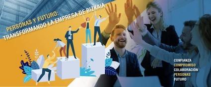 Conferencia «Personas y futuro: transformando la empresa en Bizkaia»