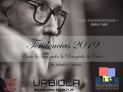 Curso Tendencias 2019 de Alberto Cerdán